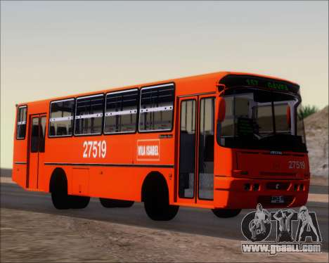 Ciferal GLS Bus Mercedes-Benz OH1420 for GTA San Andreas