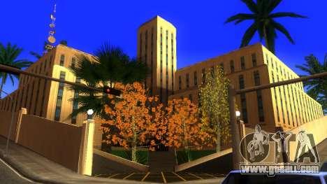 HD Textures skate Park and hospital V2 for GTA San Andreas
