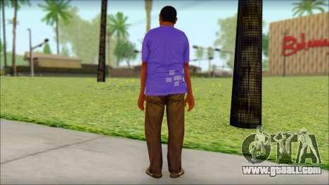 GTA 5 Ped 21 for GTA San Andreas second screenshot