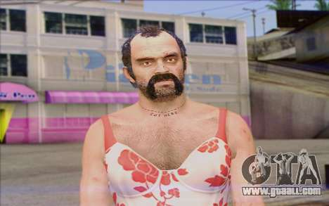 Trevor Phillips Skin v2 for GTA San Andreas third screenshot
