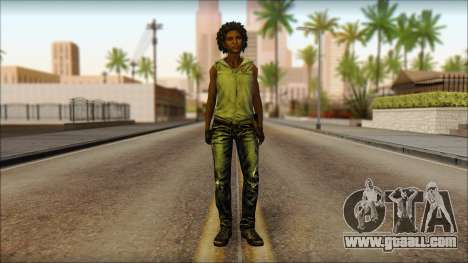 Joslin Reyes for GTA San Andreas
