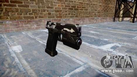 Pistol Glock 20 siberia for GTA 4