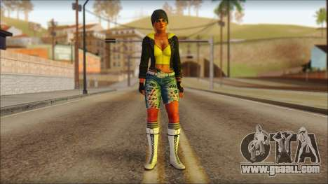 Hola Chola for GTA San Andreas