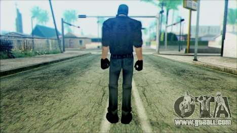 Manhunt Ped 18 for GTA San Andreas second screenshot