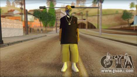 El Coronos Skin 3 for GTA San Andreas