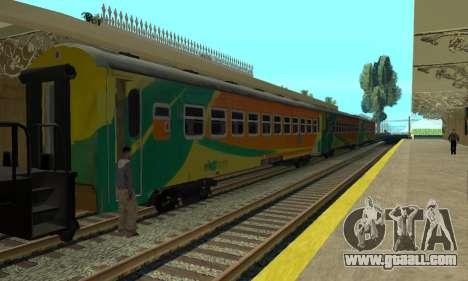 K3 Econom Passangers Cars for GTA San Andreas