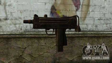 TheCrazyGamer Mac 10 for GTA San Andreas