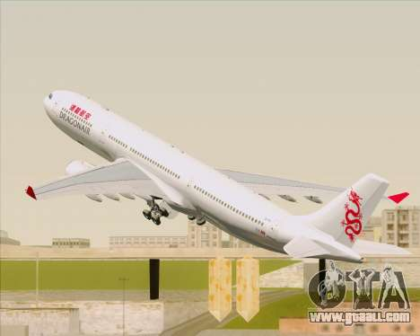 Airbus A330-300 Dragonair for GTA San Andreas
