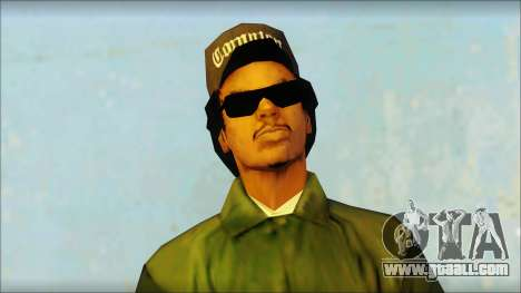 Eazy-E Green Skin v1 for GTA San Andreas third screenshot