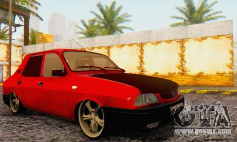 Dacia 1310 TLX PRN v2 for GTA San Andreas