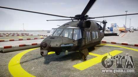 Sikorsky MH-X Silent Hawk [EPM] v2.0 for GTA 4
