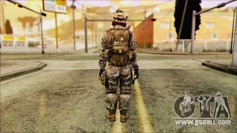 Fighter (PLA) v1 for GTA San Andreas second screenshot