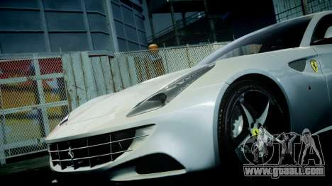 Ferrari FF 2011 v1.5 for GTA 4 upper view