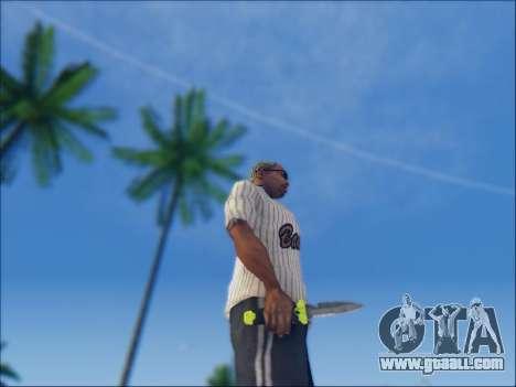Dive for GTA San Andreas second screenshot