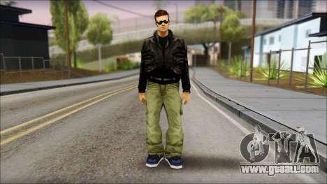 Shades Claude v1 for GTA San Andreas