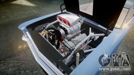 Chevrolet II Nova SS 1966 Custom [EPM] PJ2 for GTA 4 inner view