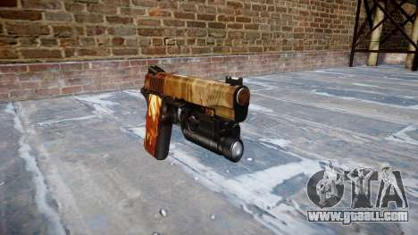 Gun Kimber 1911 Elite for GTA 4