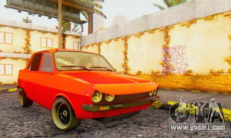 Dacia 1300 Tuned for GTA San Andreas