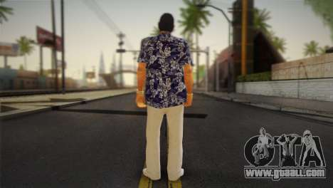 Vice City Style Ped for GTA San Andreas second screenshot