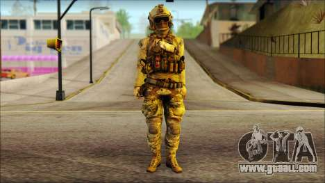 USAss from BF4 for GTA San Andreas
