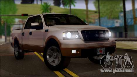 Ford F-150 2005 for GTA San Andreas