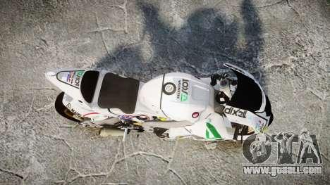 Honda RC211V for GTA 4 right view