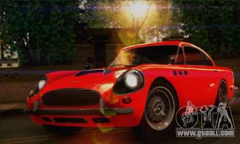 DewBauchee JB-700 1.0 (IVF) for GTA San Andreas