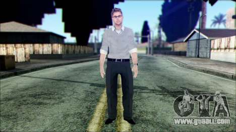 Shaun from Assassins Creed for GTA San Andreas