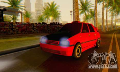 Dacia Super Nova Tuning for GTA San Andreas left view
