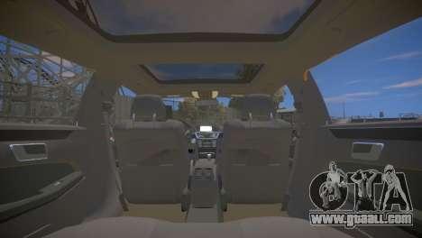 Mercedes-Benz E63 AMG для GTA 4 for GTA 4 side view