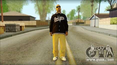 El Coronos Skin 2 for GTA San Andreas