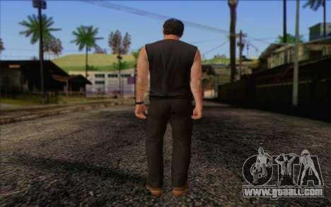 Trevor Phillips Skin v4 for GTA San Andreas second screenshot