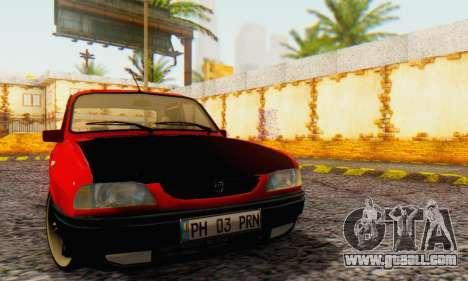 Dacia 1310 TLX PRN v2 for GTA San Andreas left view
