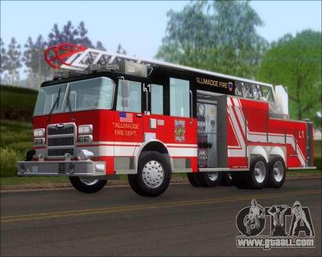 Pierce Arrow XT TFD Ladder 1 for GTA San Andreas