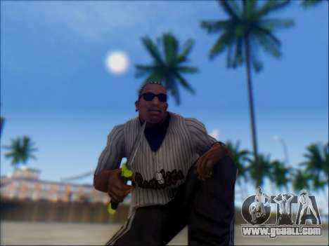 Dive for GTA San Andreas forth screenshot