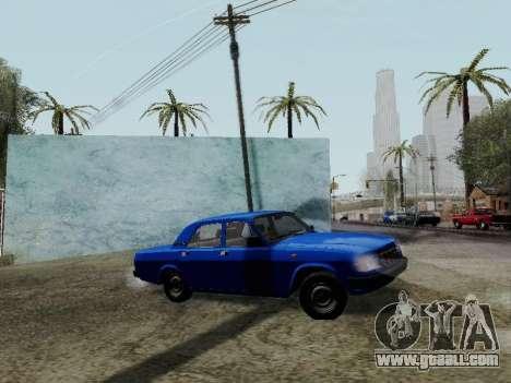 GAZ 31029 Volga for GTA San Andreas
