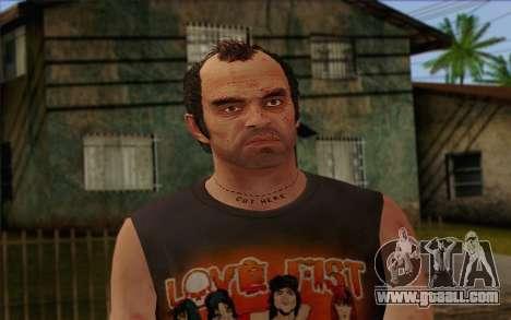 Trevor Phillips Skin v4 for GTA San Andreas third screenshot