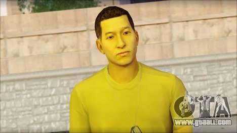 GTA 5 Soldier v1 for GTA San Andreas third screenshot