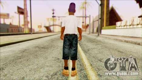 Dwarf for GTA San Andreas second screenshot