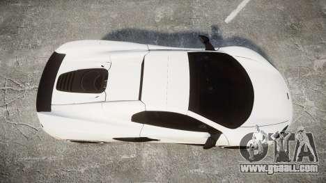 McLaren 650S Spider 2014 [EPM] Bridgestone v3 for GTA 4 right view