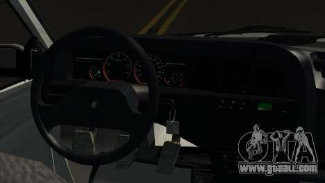 Citroen Xantia for GTA San Andreas back left view