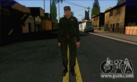 Private Motorized Rifle Troops. RAA v2 for GTA San Andreas