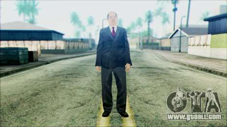 Farlie from Cutscene for GTA San Andreas