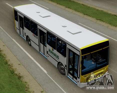 Caio Induscar Apache S21 Volksbus 17-210 Manaus for GTA San Andreas engine