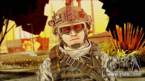 Ranger (CoD: MW2) v4 for GTA San Andreas third screenshot