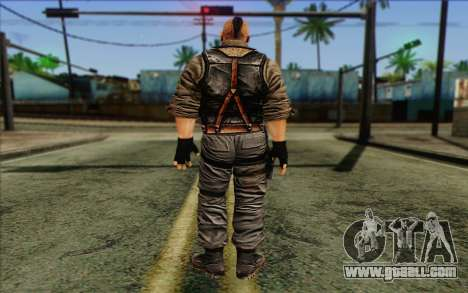 Soldiers from the Rogue Warrior 2 for GTA San Andreas second screenshot