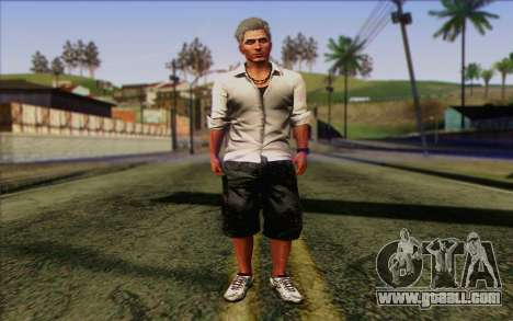 Keith Ramsey v1 for GTA San Andreas