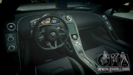 McLaren 650S Spider 2014 [EPM] Michelin v5 for GTA 4 inner view