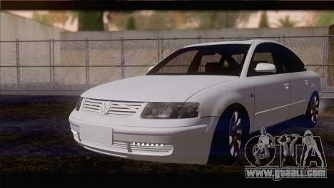 Volkswagen Passat B5 for GTA San Andreas