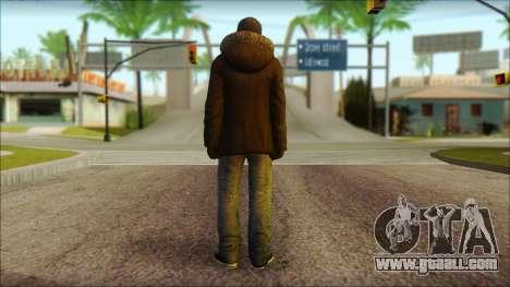 Vandal Euromaidan Style Dirty for GTA San Andreas second screenshot